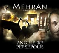 Mehran Angels of Persepolis CD music review