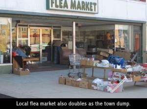 Ephrata Flea Market aka the town dump
