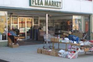 Ephrata Flea Market aka Ephrata Town Dump