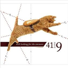 41Point9 album cover