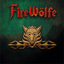 Firewolfe album art