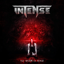 Intense The Shape of Rage album art