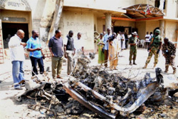 Nigeria Christmas Day Bombing 2011