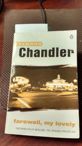 Penguin Books edition of Raymond Chandler's Farewell, My Lovely