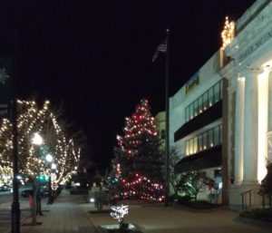 Ephrata Community Christmas Tree by Ephrata National Bank